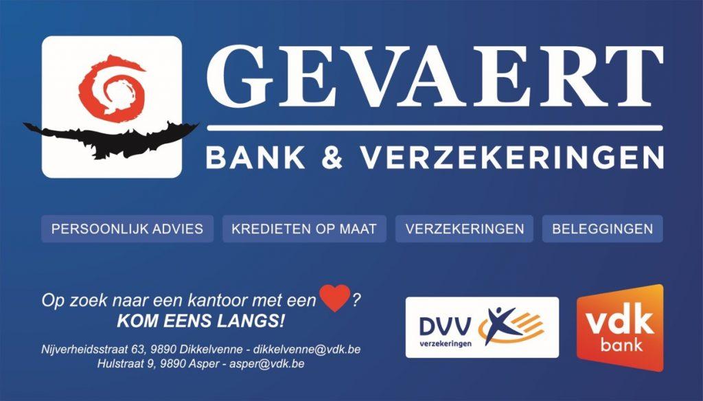 Gevaert Bank en Verzekeringen
